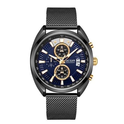 MEGIR Men Quartz Watch 2155