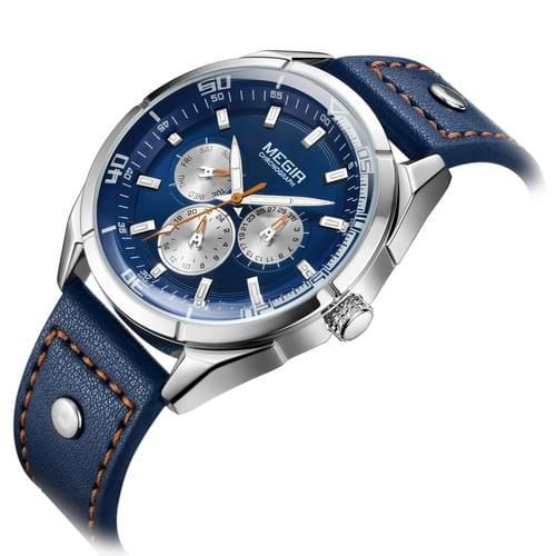 MEGIR Men Quartz Watch ML2072G