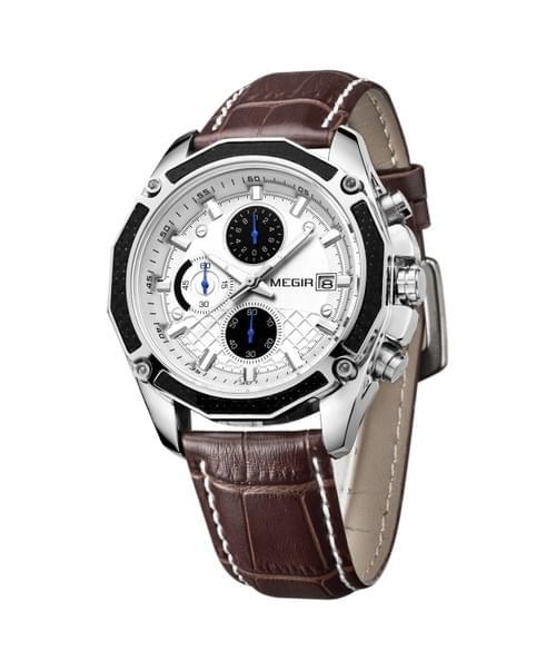 MEGIR Men Quartz Watch ML2015G