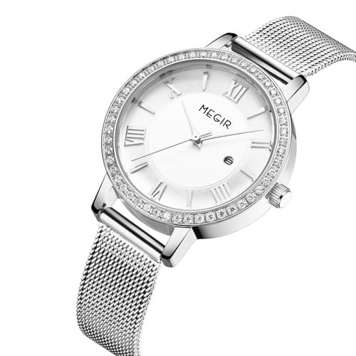 MEGIR Women Quartz Watch MS7015L