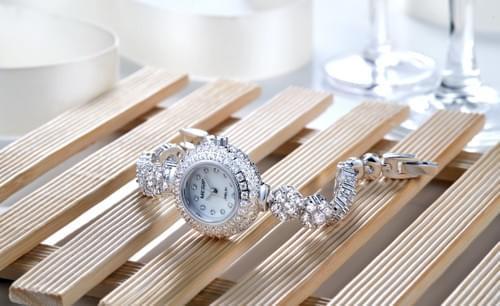 MEGIR Women Quartz Watch 4202