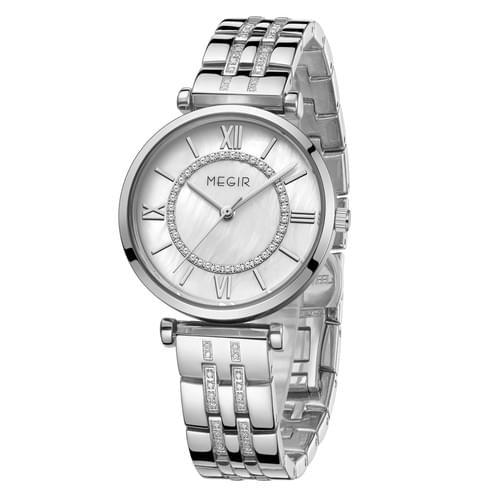 MEGIR Women Quartz Watch 7013