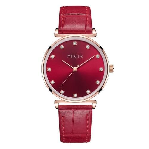 MEGIR Women Quartz Watch MS7001L
