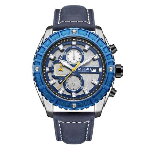 MEGIR Men Quartz Watch ML2119G
