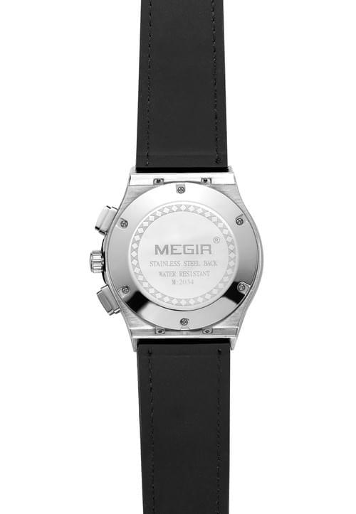 MEGIR Men Quartz Watch 2034
