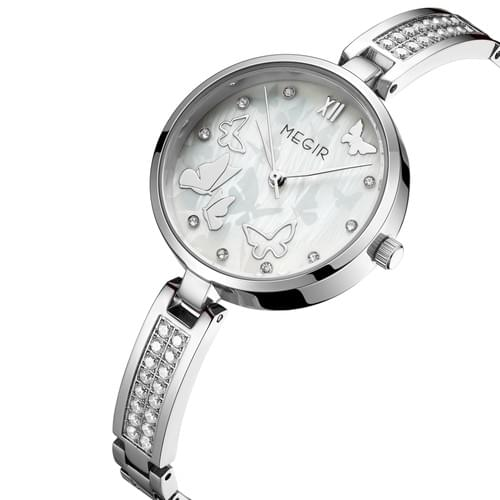 MEGIR Women Quartz Watch MS7018L