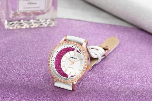 MEGIR Women Quartz Watch ML4218L