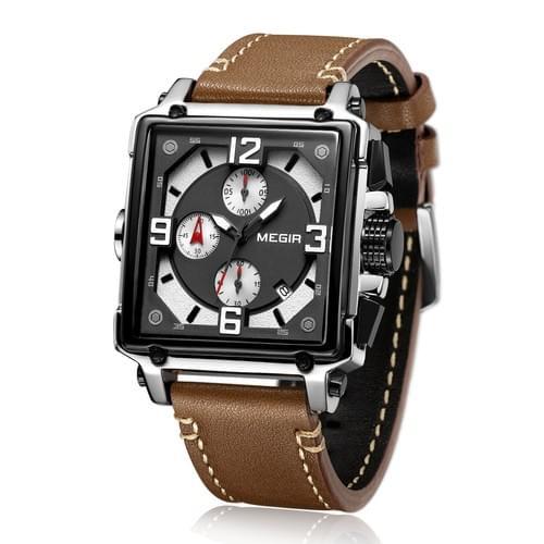 MEGIR Men Quartz Watch ML2061G