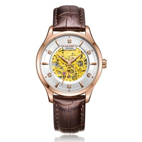 MEGIR Men Automatic Mechanical Watch ML62058G