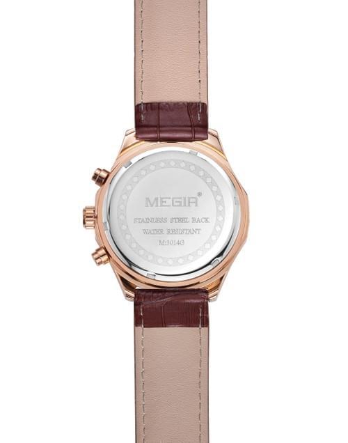 MEGIR Men Quartz Watch ML3014G