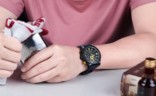 MEGIR Men Quartz Watch 2116