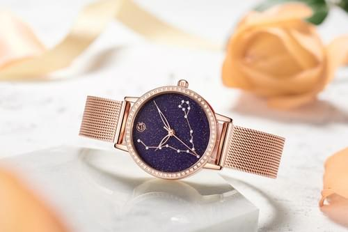 MEGIR Women Quartz Watch MS7024L
