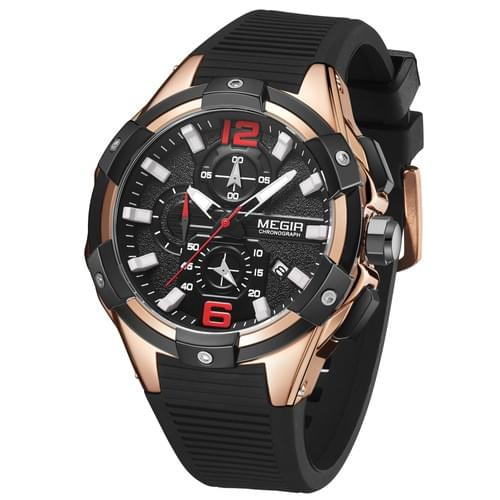 MEGIR Men Quartz Watch MN2161G