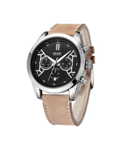MEGIR Men Quartz Watch ML3016G