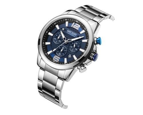 MEGIR Men Quartz Watch MS2156G