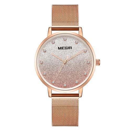 MEGIR Women Quartz Watch 4215