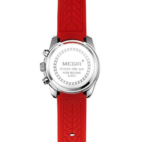 MEGIR Men Quartz Watch 2063
