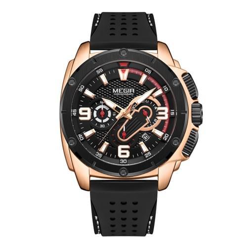 MEGIR Men Quartz Watch MN2147G