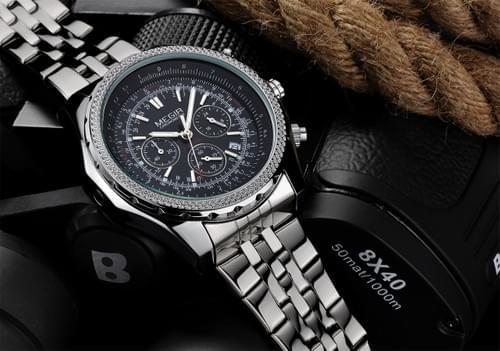 MEGIR Men Quartz Watch MS2006G