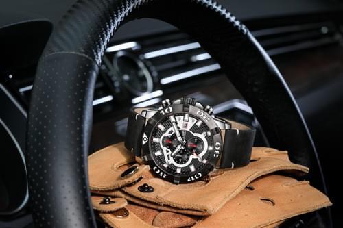 MEGIR Men Quartz Watch 2136