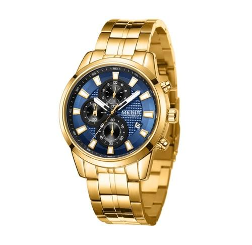 MEGIR Men Quartz Watch MS2152G
