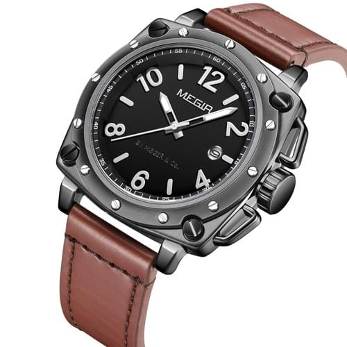 MEGIR Men Quartz Watch ML2138G