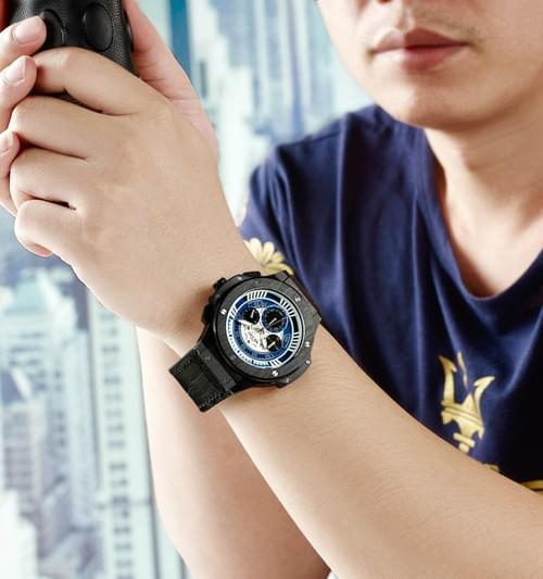 MEGIR Men Quartz Watch 2035