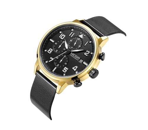 MEGIR Men Quartz Watch MS2157G