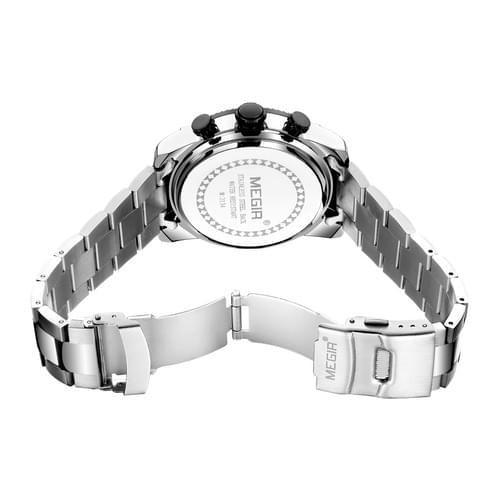 MEGIR Men Quartz Watch 2134