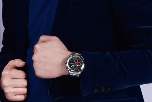 MEGIR Men Quartz Watch MS2075G