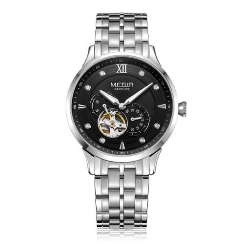 MEGIR Men Automatic Mechanical Watch MG62053G