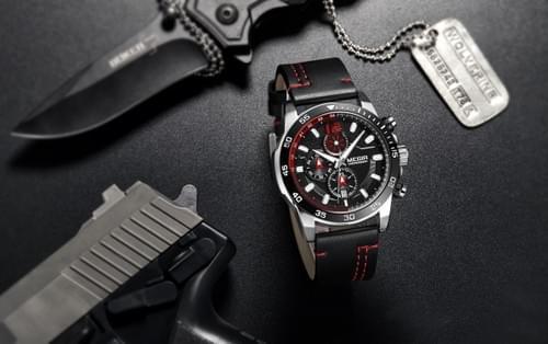 MEGIR Men Quartz Watch ML2131G