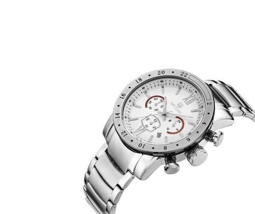 MEGIR Men Quartz Watch MS3008G