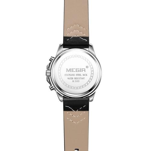 MEGIR Men Quartz Watch ML2103G