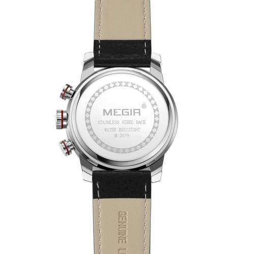 MEGIR Men Quartz Watch 2079