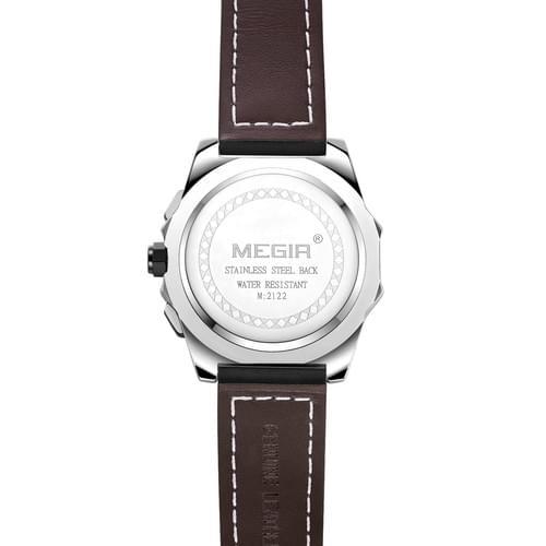 MEGIR Men Quartz Watch ML2122G