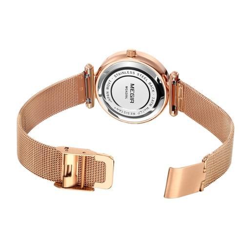 MEGIR Women Quartz Watch 4209
