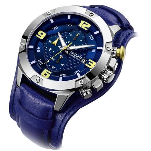 MEGIR Men Quartz Watch ML2099G