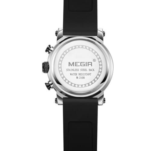 MEGIR Men Quartz Watch 2100