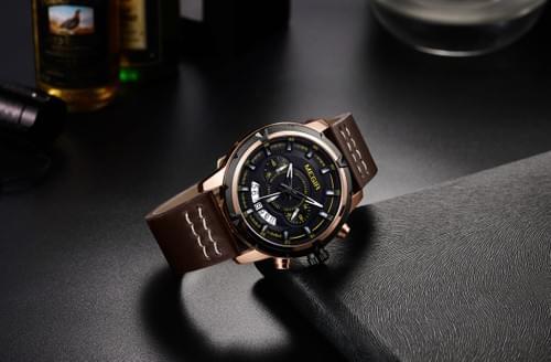 MEGIR Men Quartz Watch ML2047G