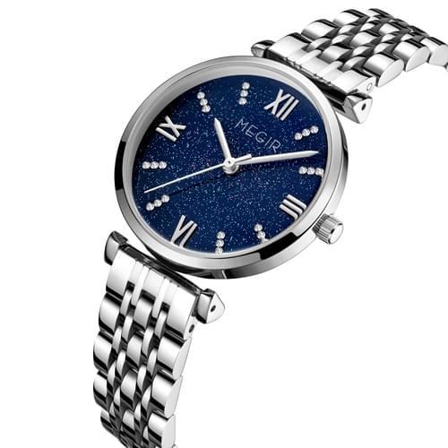 MEGIR Women Quartz Watch 7006