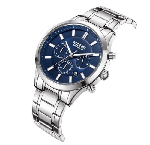 MEGIR Men Quartz Watch MS2150G
