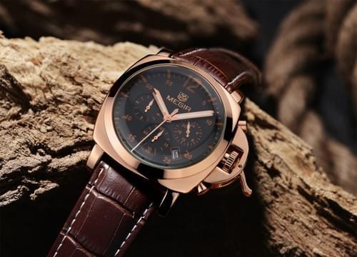 MEGIR Men Quartz Watch ML3006G