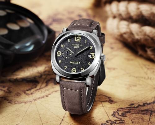MEGIR Men Quartz Watch ML1046G
