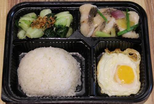 Rice Box A