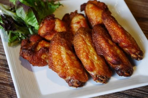 Signature Chicken Wings / Signature Buffalo Wings (8 pcs)
