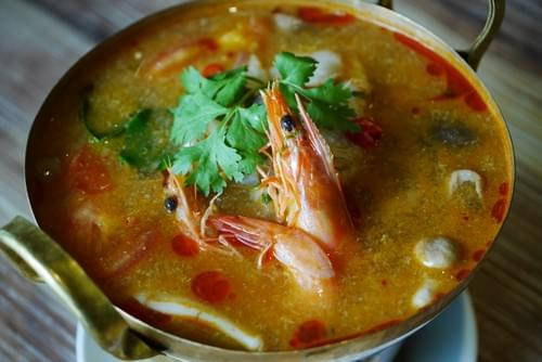 Tom Yum Soup (Red)