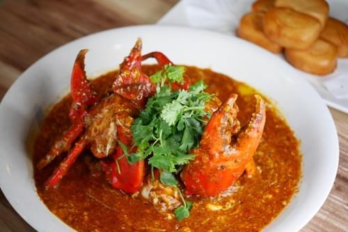 Crab Feast Set Menu A