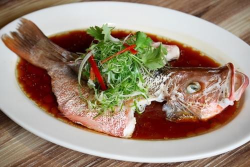 Premium Family Fish Set C (Good for 4 pax)