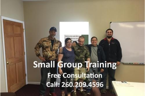 Small Group Leadership Training